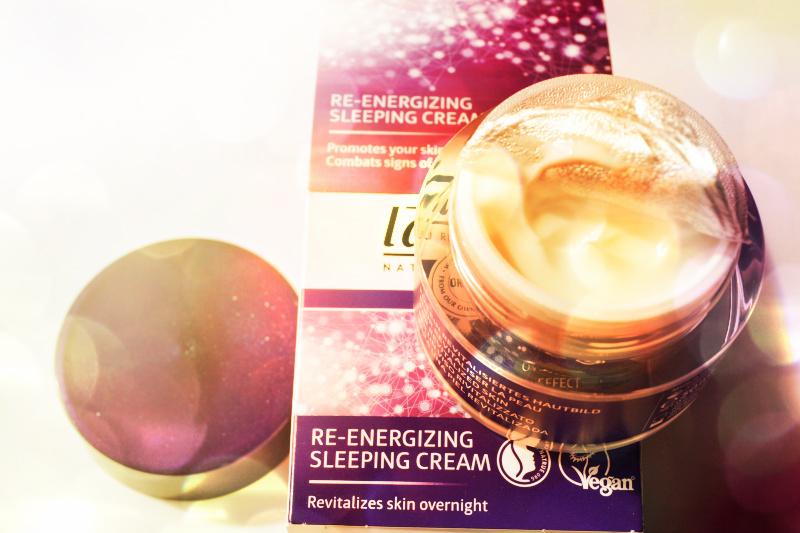 Lavera slleping cream 2