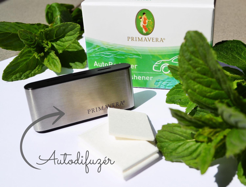 aroma autodifuzér