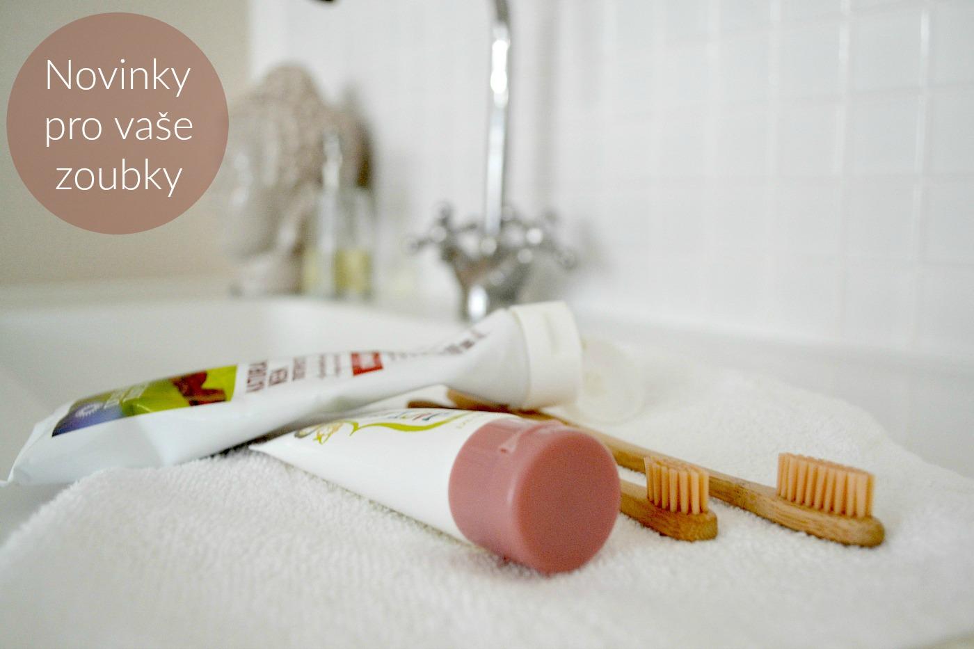 přírodní zubní pasta