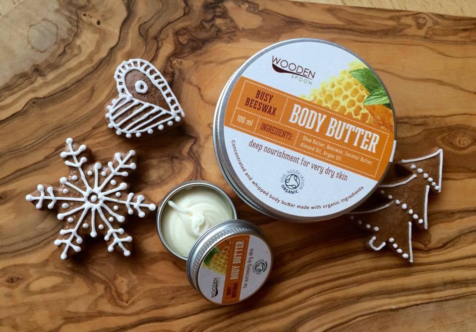 máslo včelí vosk