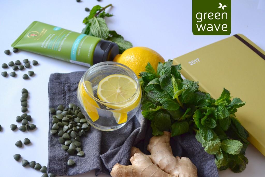 Zelený restart blog
