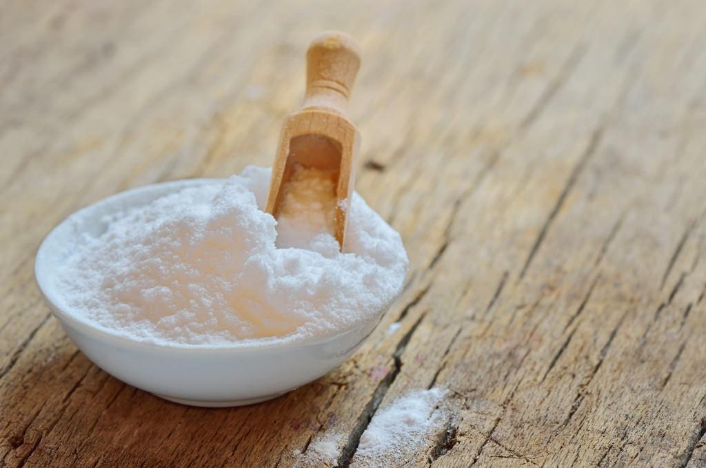 Jarní úklid s jedlou sodou