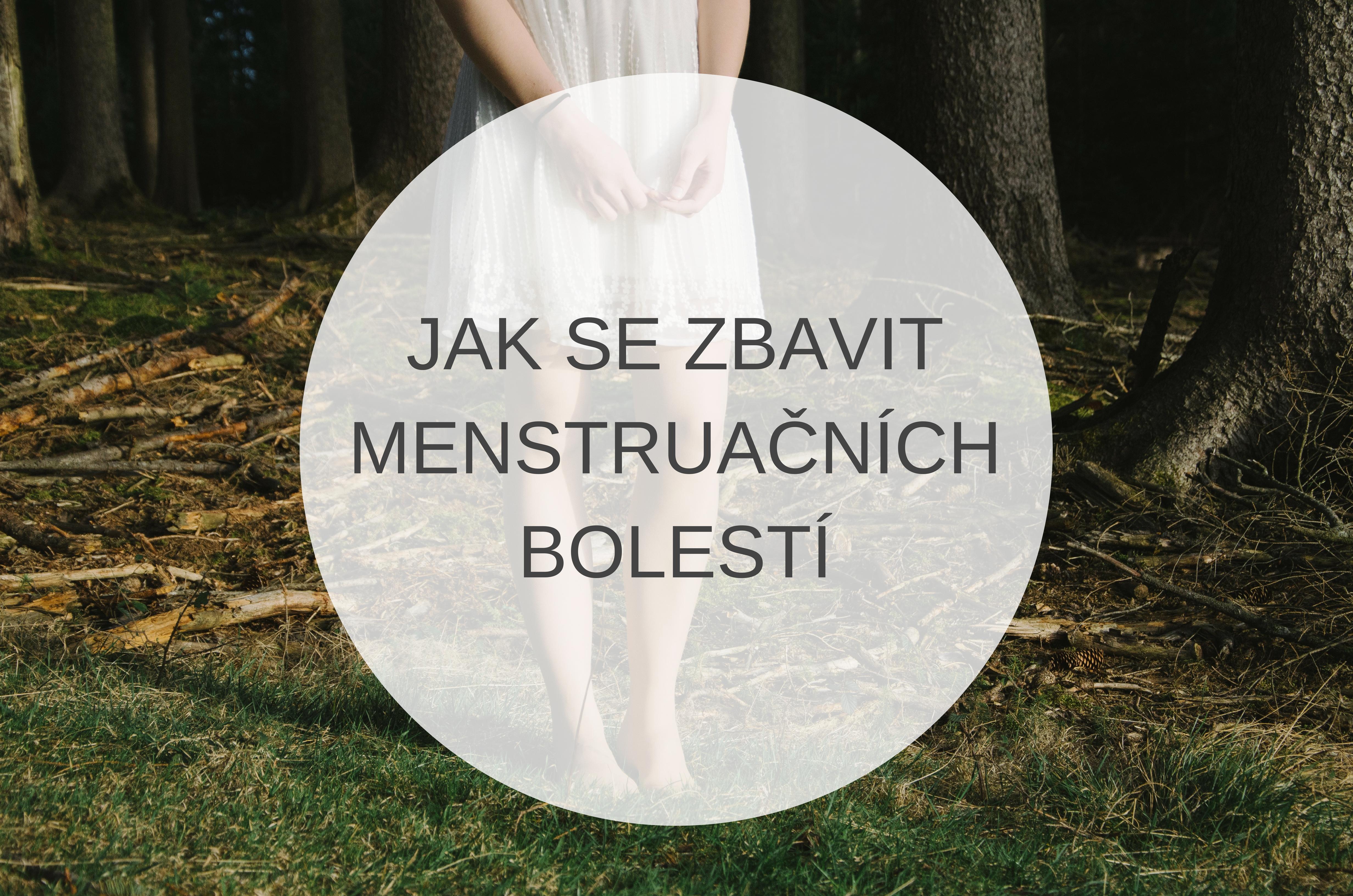 menstruační bolesti