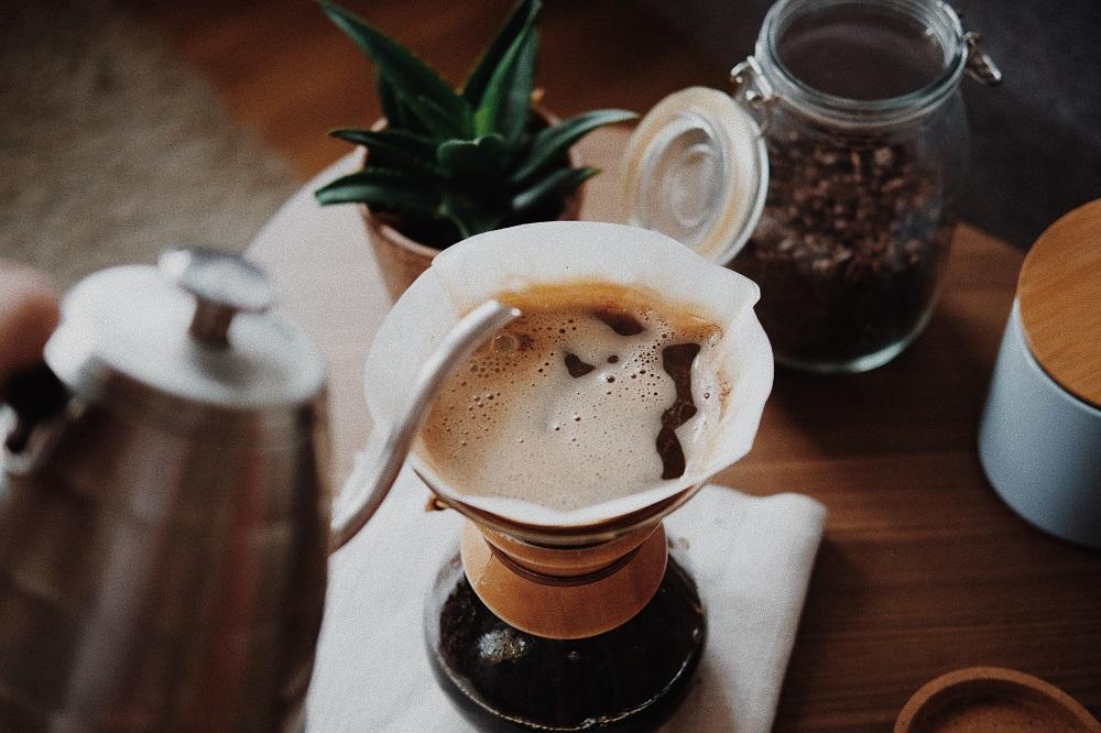 Káva chemex