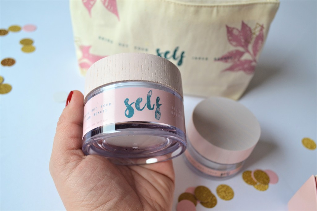Kosmetika SELF krém