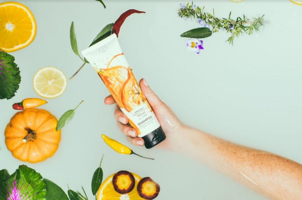 přírodní kosmetika Hands on Veggies