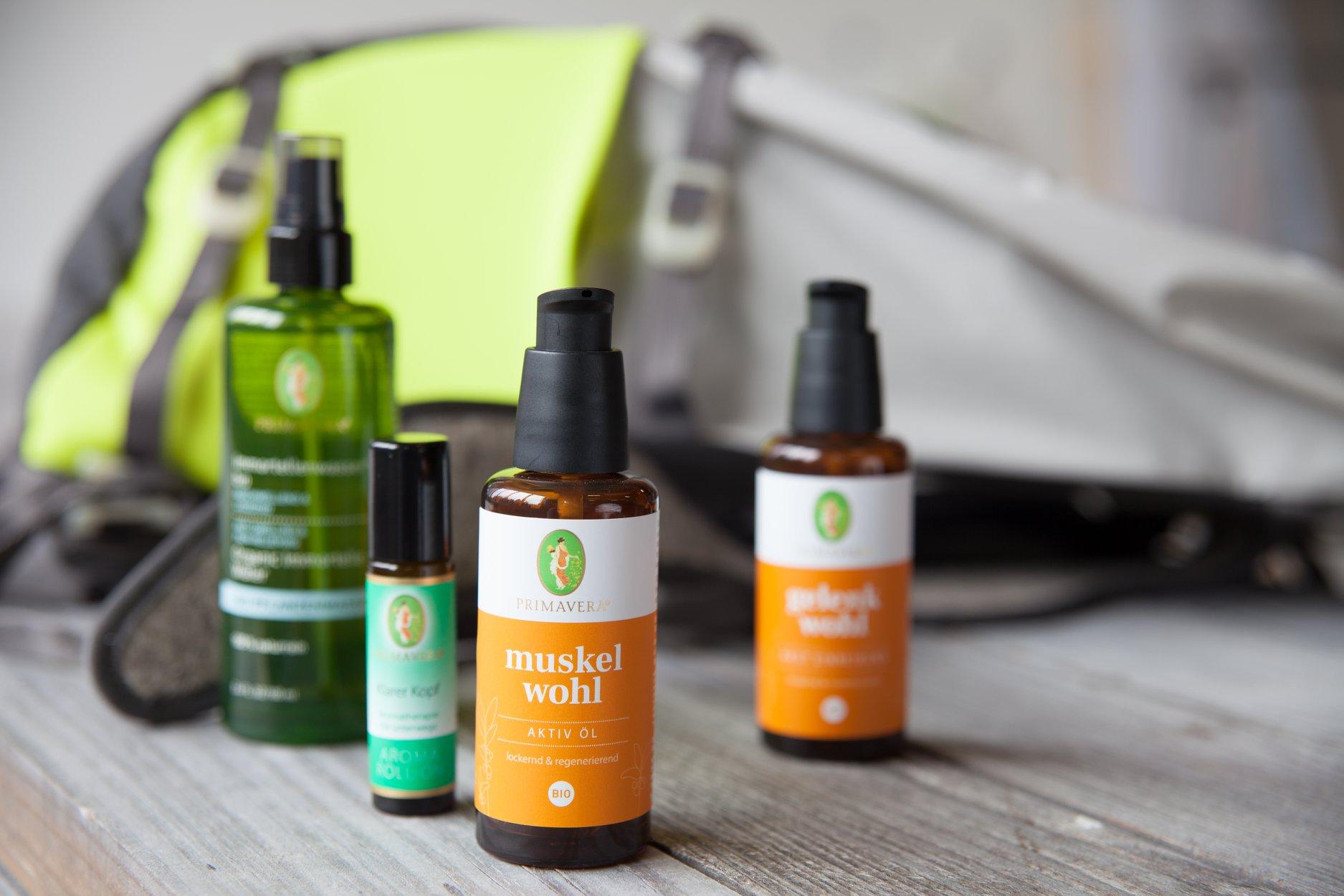 Primavera masážní oleje Muscle & Joint Remedy