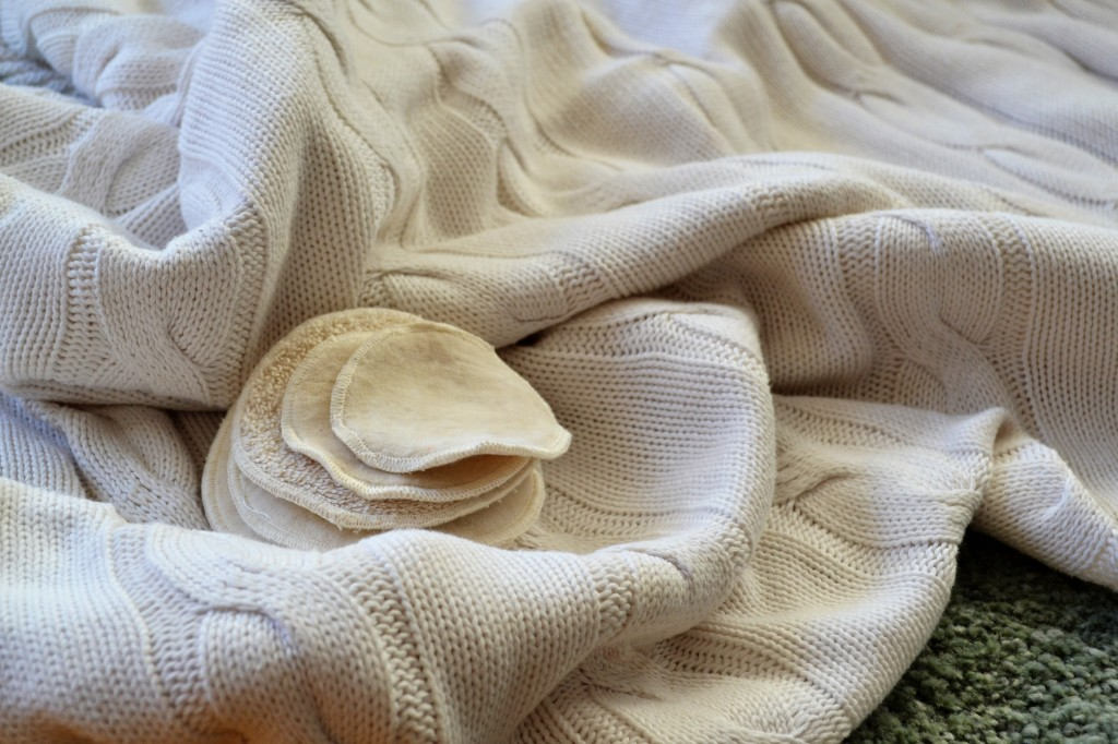pratelný odličovací tampon bio bavlna