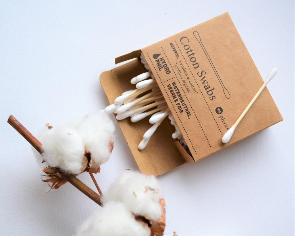 tyčinky do uší z bambusu