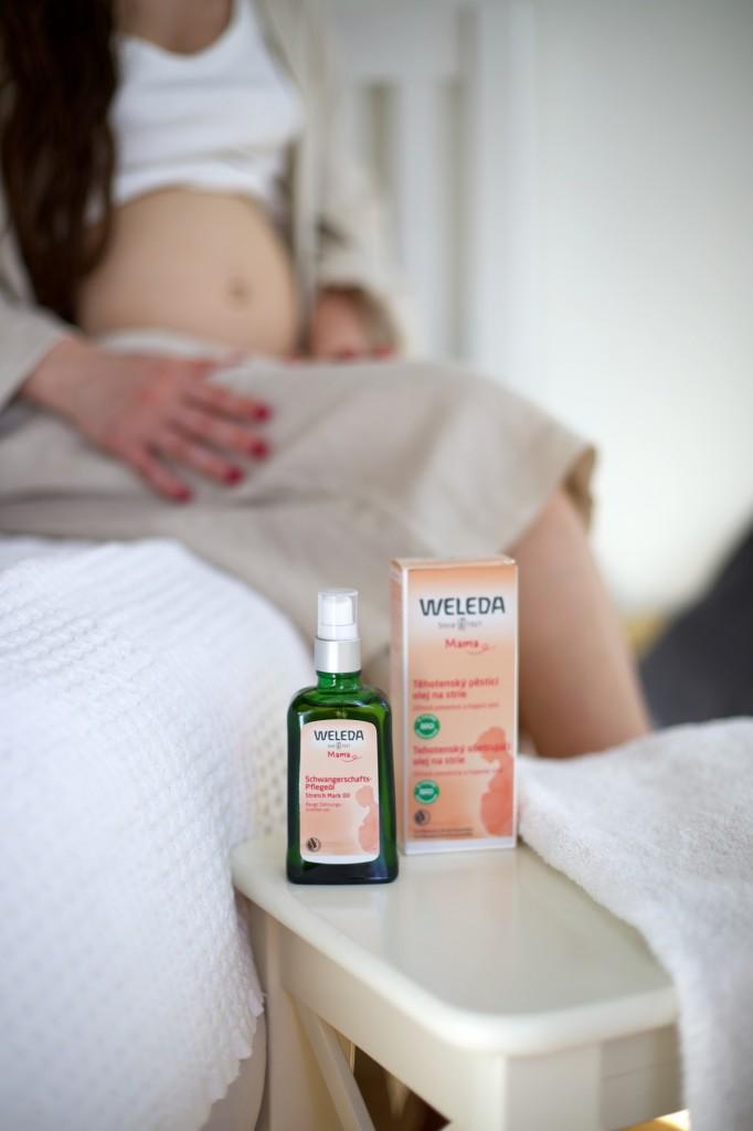 Všechny přípravky z článku najdete na www.greenwave v sekci Těhotenství.